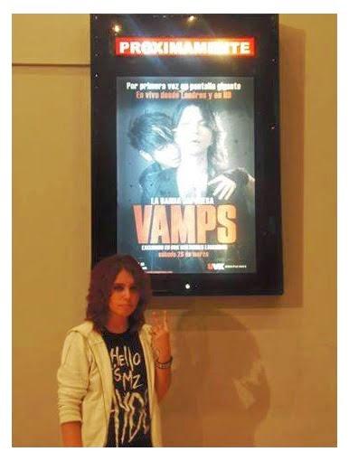 con VAMPS (?