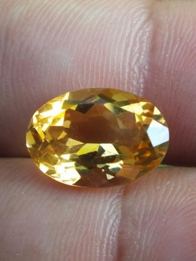 yellow quartz