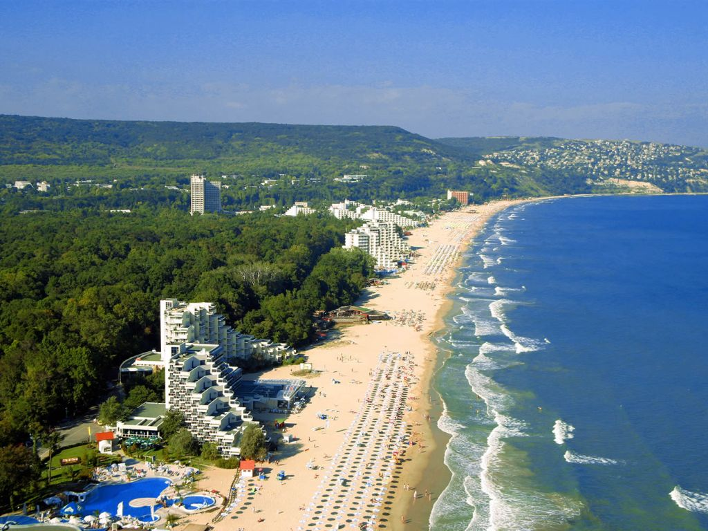 Sunny beach bulgaria travel guide and travel info