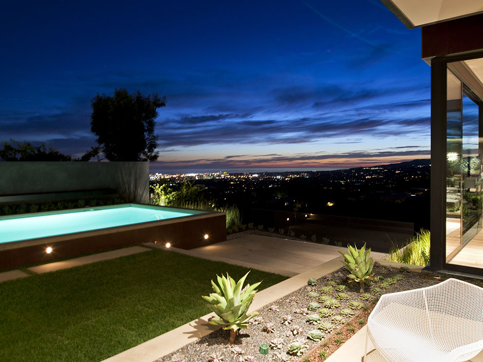 Sunset Strip Luxury Modern House With Amazing Views Of Los ...