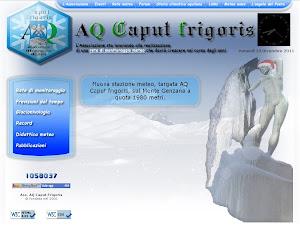 AQUILA CAPUT FRIGORIS