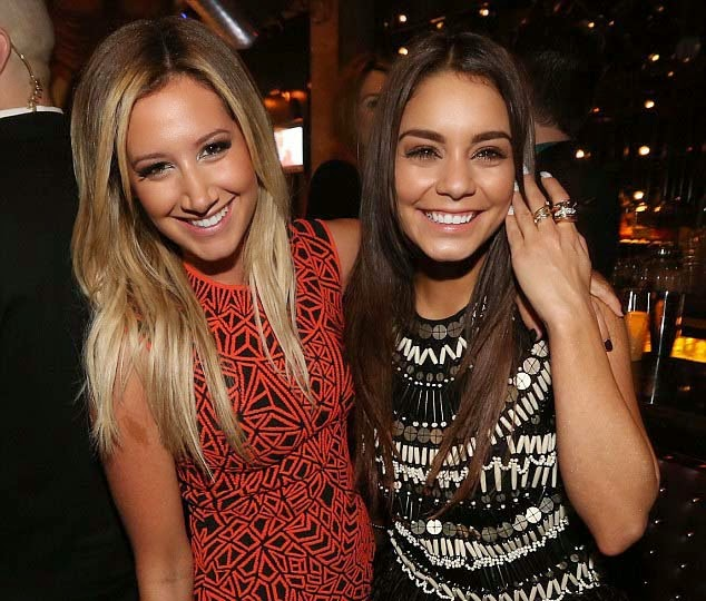 Vanessa Hudgens Expressed her Excitement for Ashley Tisdale's Wedding