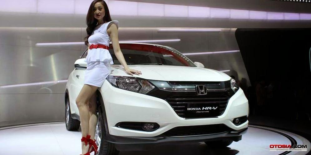 Daftar Harga dan Spesifikasi Honda HR-V