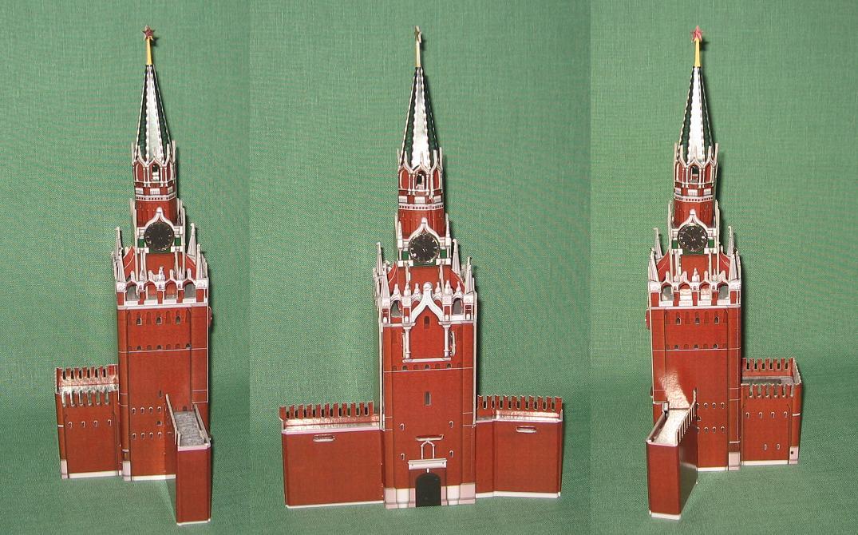 Кремль своими руками фото