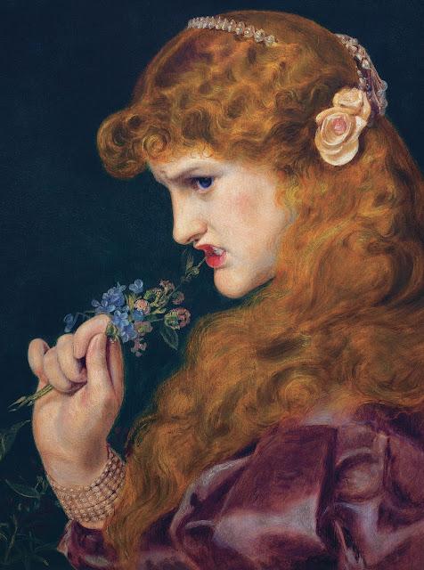 anthony sandys, pre raphaelite,victorian painting
