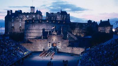Castillo de Edimburgo, Escocia - que visitar