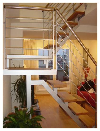 Escaleras de interior a medida escaleras de interiores - Ver escaleras de caracol ...