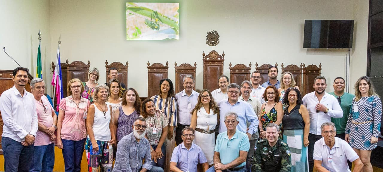 Encontro do Dia nacional das RPPNs na ALES/ 2019