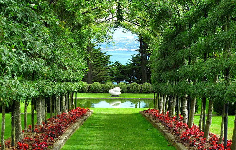 Larnach Castle and Gardens New Zealand