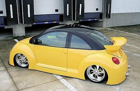 monocar volkswagen new beetle tuning. Black Bedroom Furniture Sets. Home Design Ideas