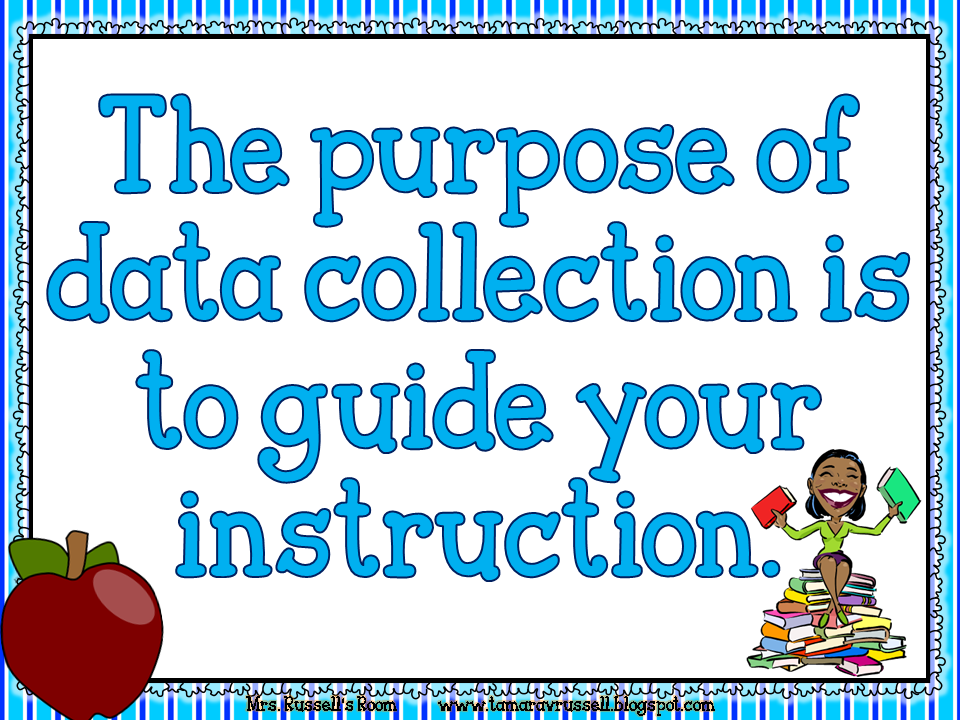 Student Data Clipart Data collection because