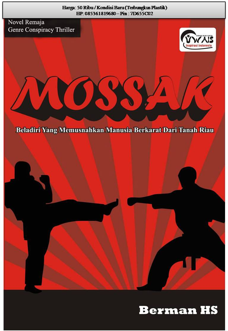 Novel Mossak Genre Thrillers