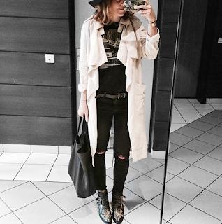 Juste juliette, blog mode, blog mode lille, fashion blogger, lille, printemps, chloé, h&m, maje