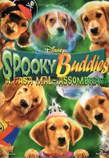 Spooky Buddies แก๊งน้องหมาป่วนฮัลโลวีน