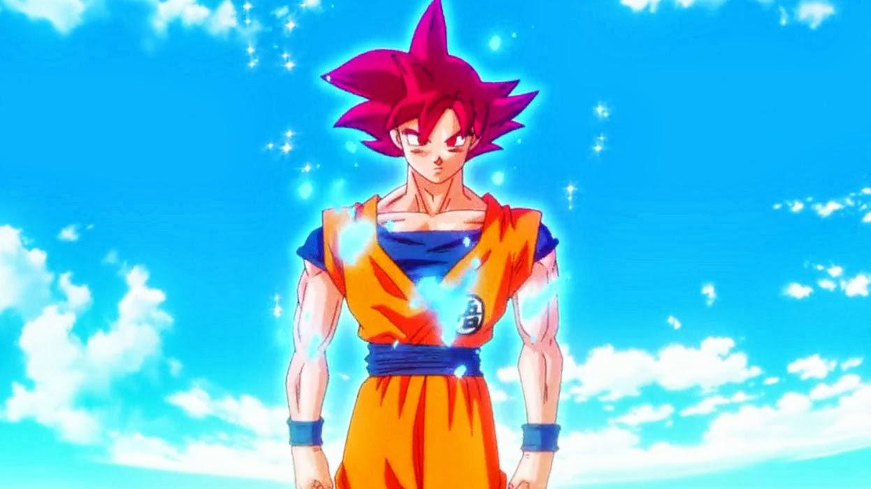 The weak Super Saiyan God