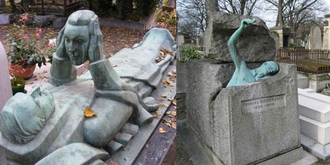 Makam Yang Sangat Aneh Dan Unik