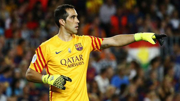 Bravo, descontento por no jugar Copa ni Champions