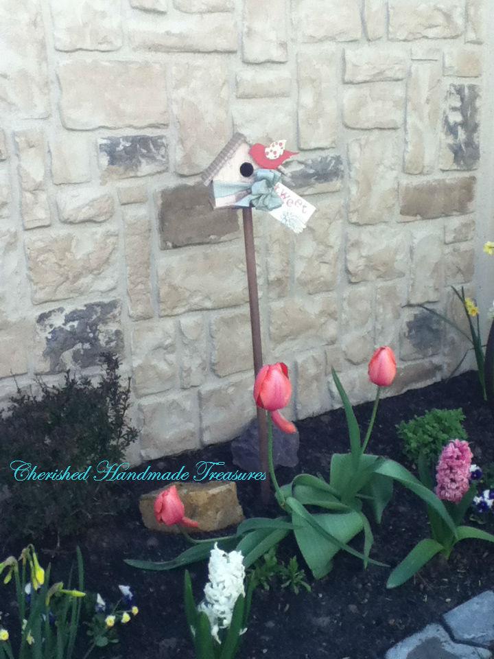Garden Treasures Bird Food Cake