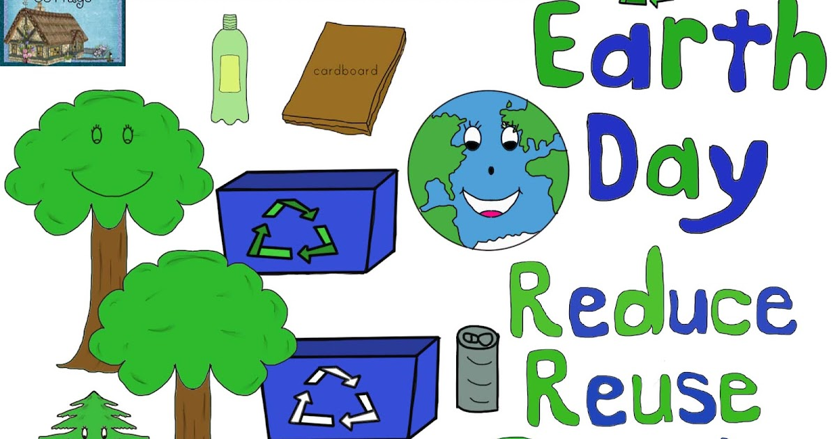 The Lower Elementary Cottage: NEW Earth Day Clipart! Giveaway ...