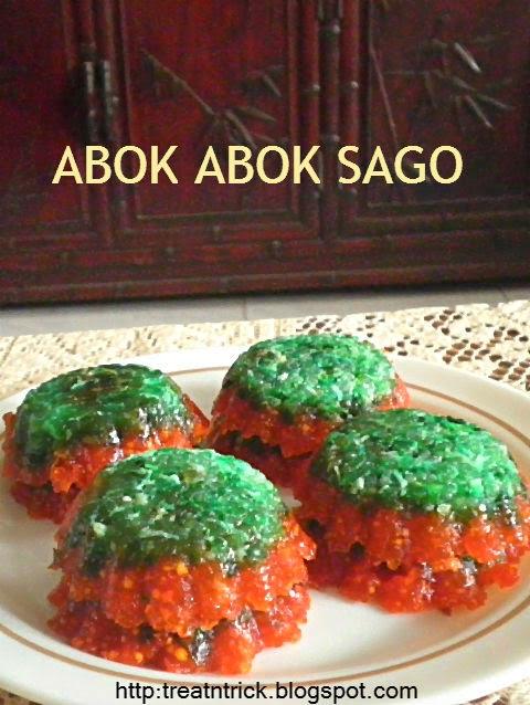 Abok Abok Sago  Recipe @ http://treatntrick.blogspot.com