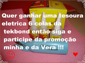 Sorteio No Blog da Marcia