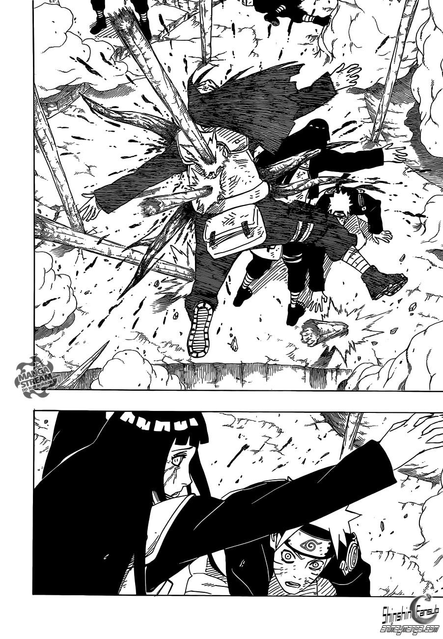 Naruto Shippuden Manga 614