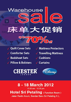 Bedding Home Warehouse Sale