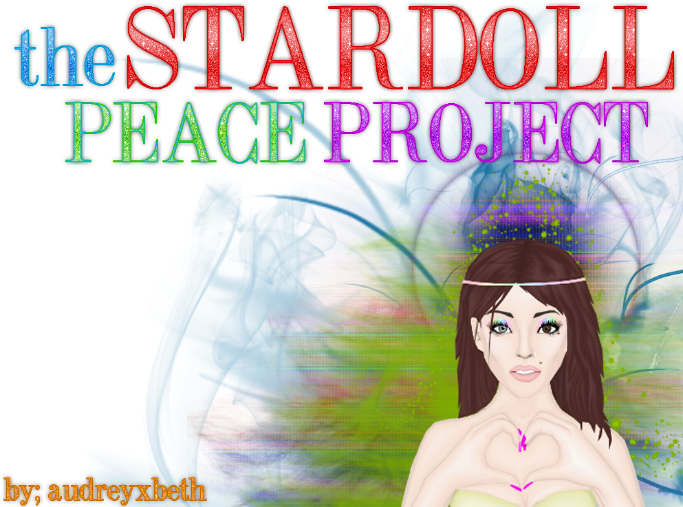 The Stardoll Peace Project