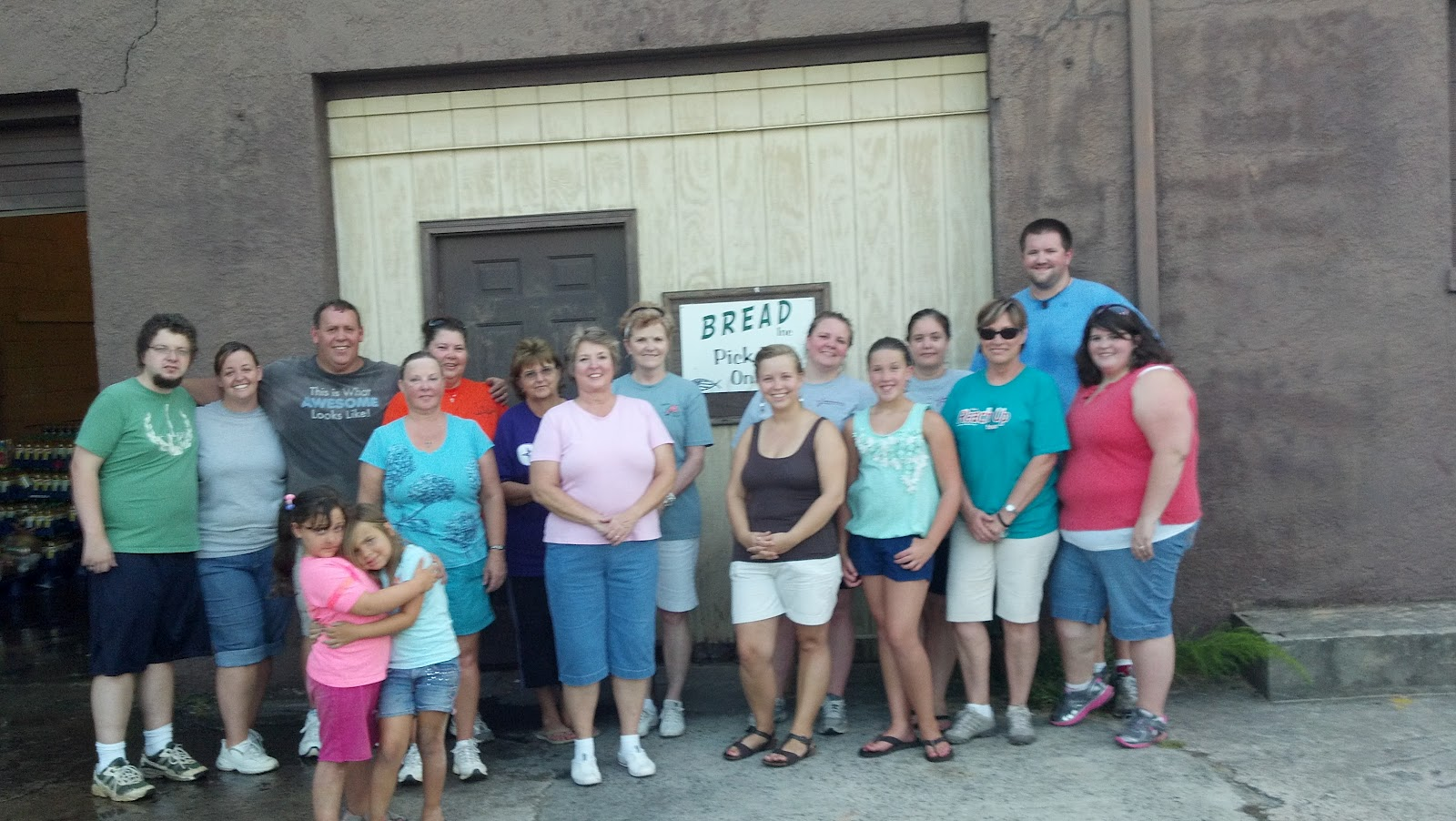 Bread Inc: Volunteer Groups