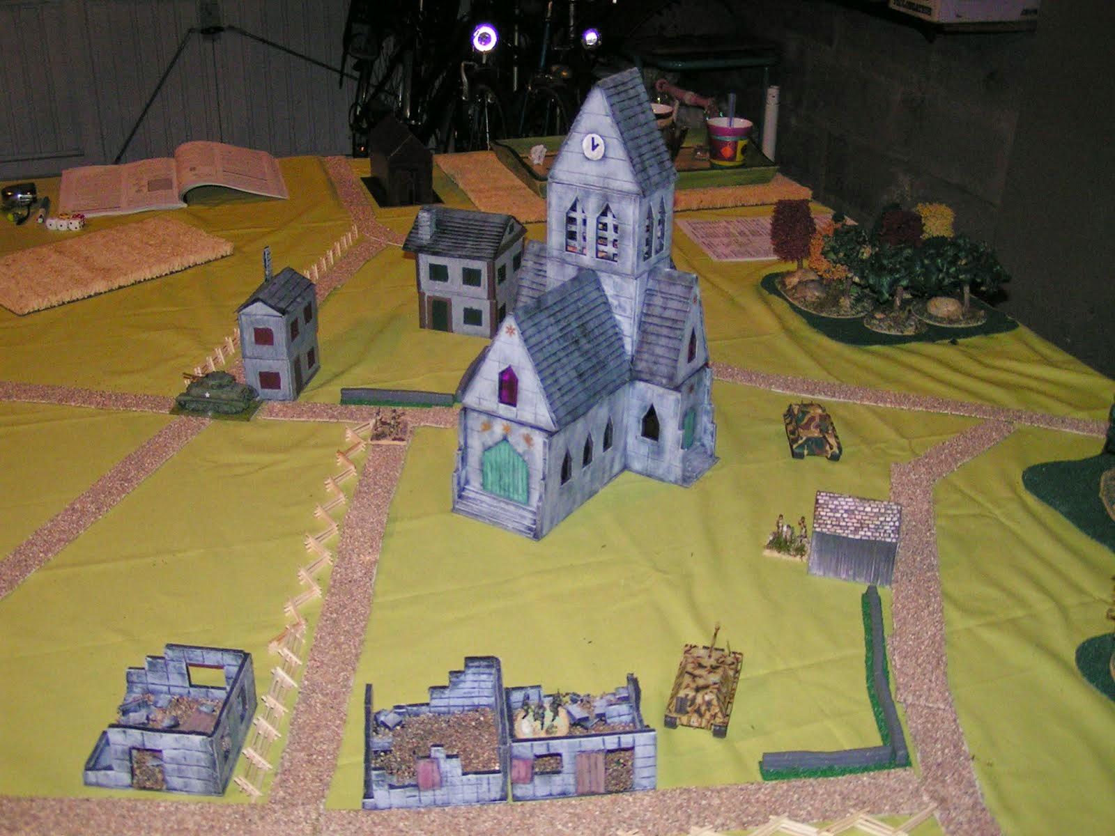 Sainte Mère église