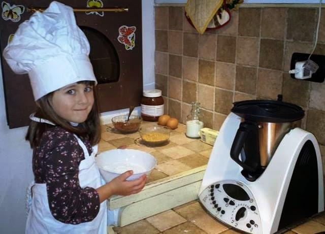 Muffins un gioco da bimbi e bimby kevitafarelamamma - Cucinare coi bambini ...