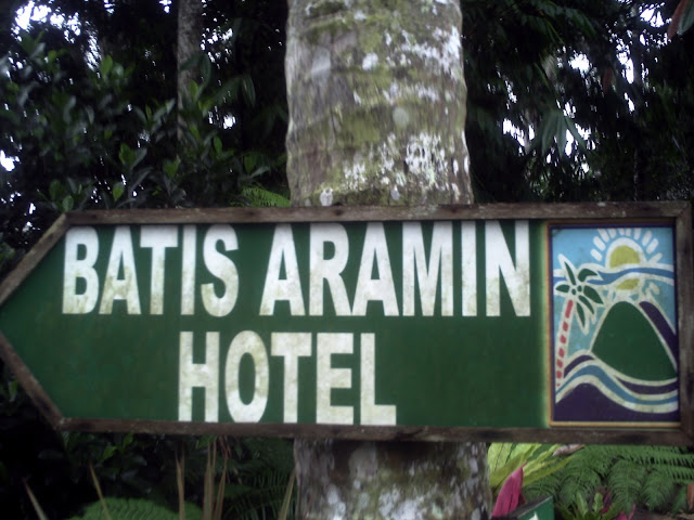 Batis Aramin Resort at Lucban