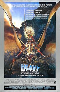 Ver Heavy Metal Online Gratis (1981)