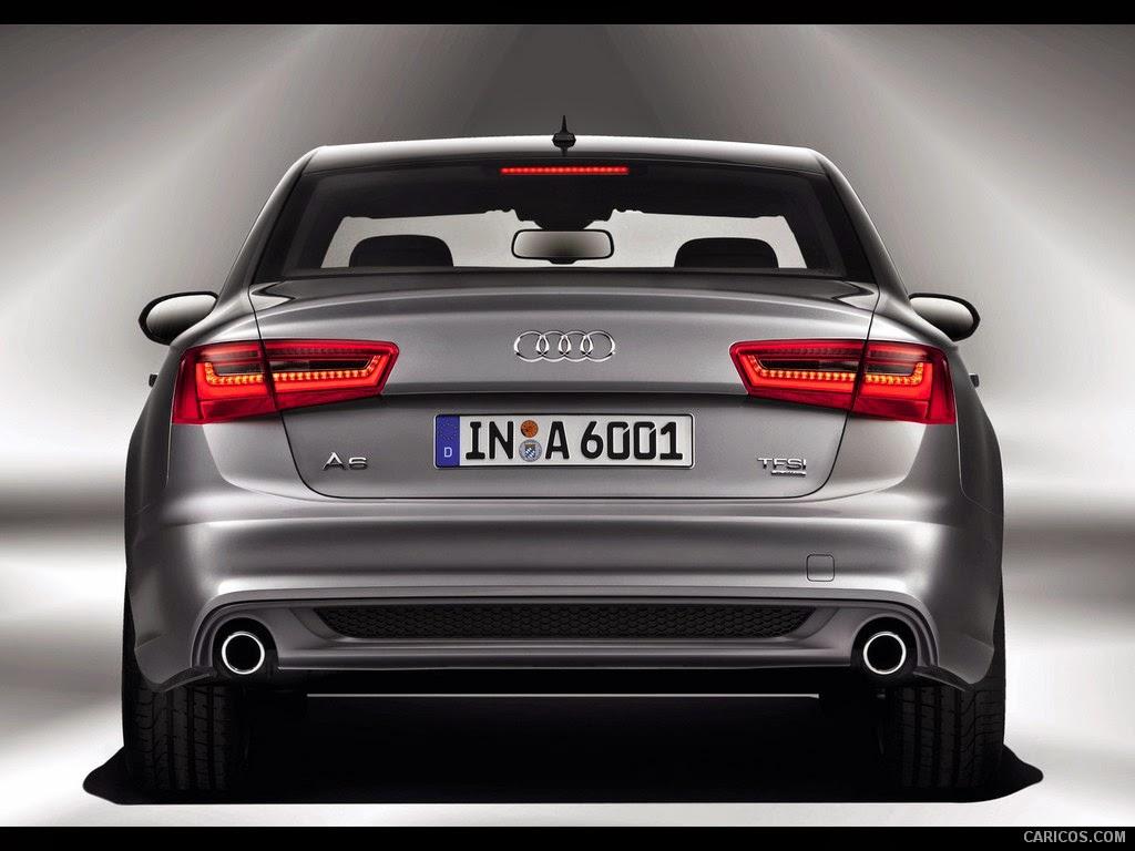 Audi A6 3.0 TFSI Quattro