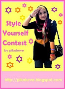 STYLE YOURSELF CONTEST by PIKALURVE