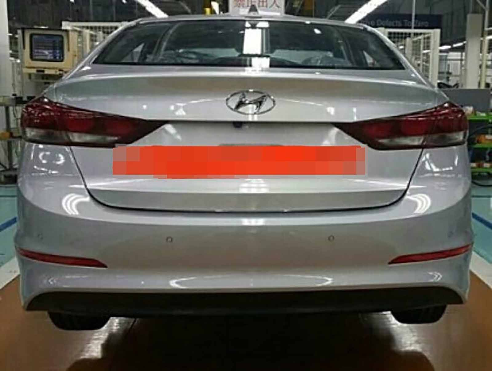 Novo Hyundai Elantra 2016