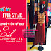 Five Star Textile Ready To Wear Eid Collection 2014 | Stitched Eid Dresses For Girls