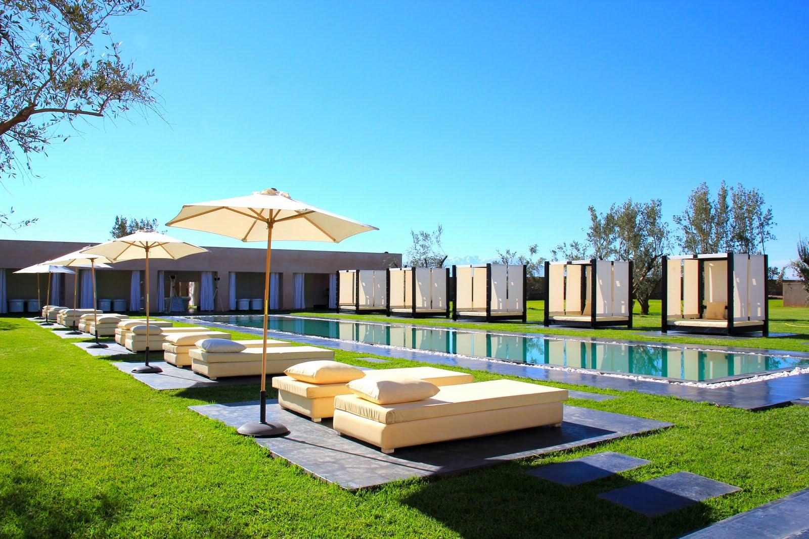 Location villa luxe marrakech riad villa marrakech luxe et design for Location luxe