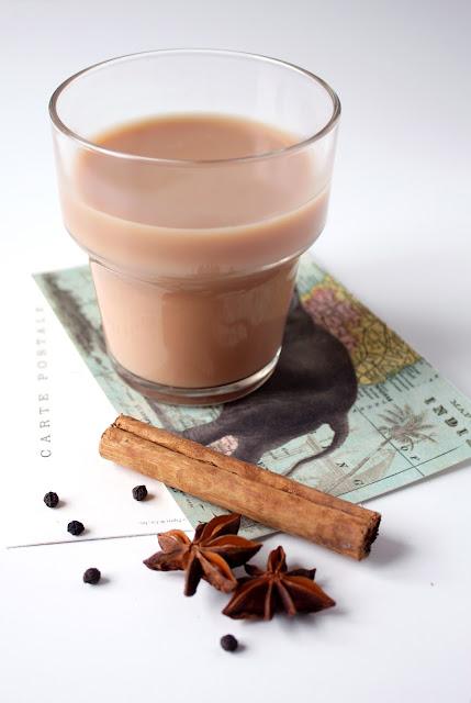 masala chai tè speziato