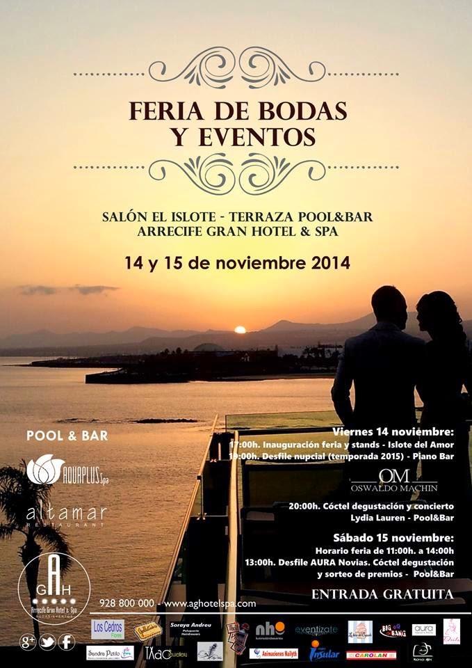II Feria de Bodas y Eventos Arrecife Gran Hotel