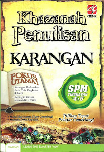 Buku Karangan SPM 2013