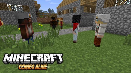 Super Minecraft Mod Minecraft Comes Alive 1710