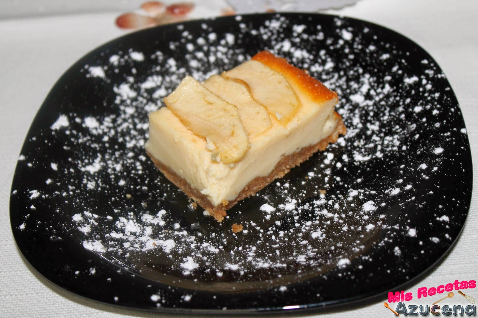 Tarta de queso ...