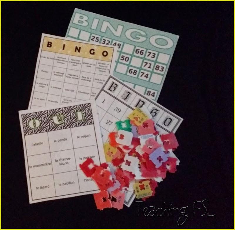 Free Bingo Chips - August's Bright Idea