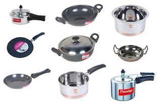 Enjoy Rs.150 OFF on Kitchen Cookwares at Futurebazaar