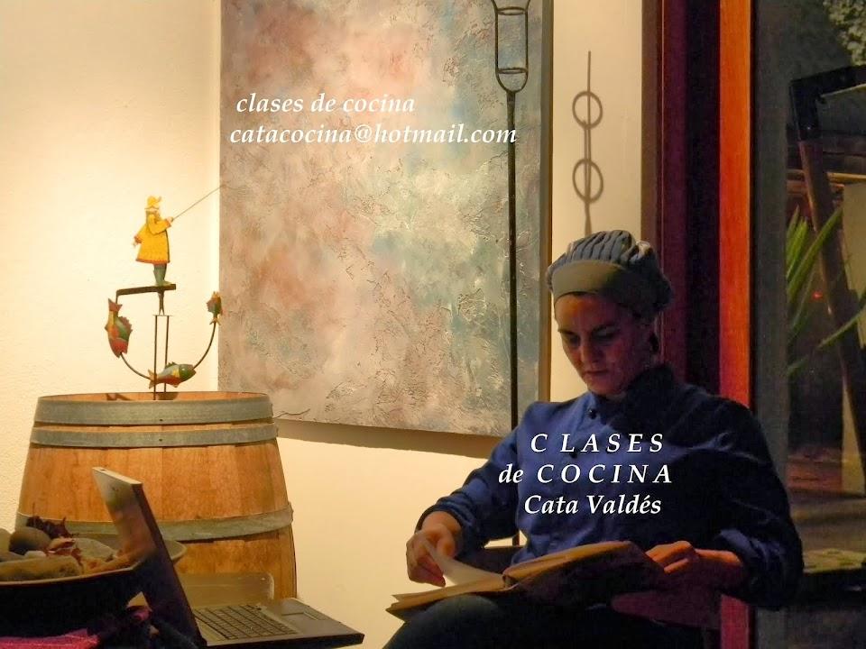 Recetas Clases de Cocina......  Cata Valdés