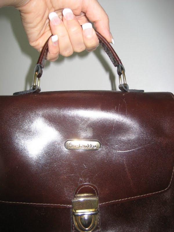 Ois Laukku Aleksi 13 : Whitedeco bag habit