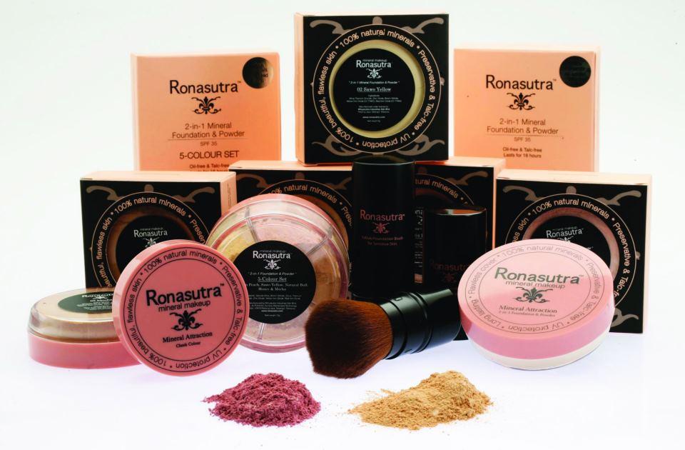 Ronasutra Mineral Makeup