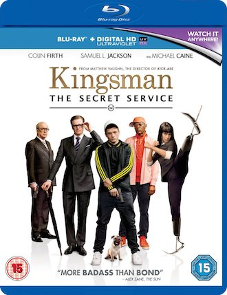 Kingsman The Secret Service 2014 Hindi Dual Audio BluRay Download