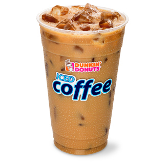 RUP LIFE: Dunkin Donuts Iced Coffee Review